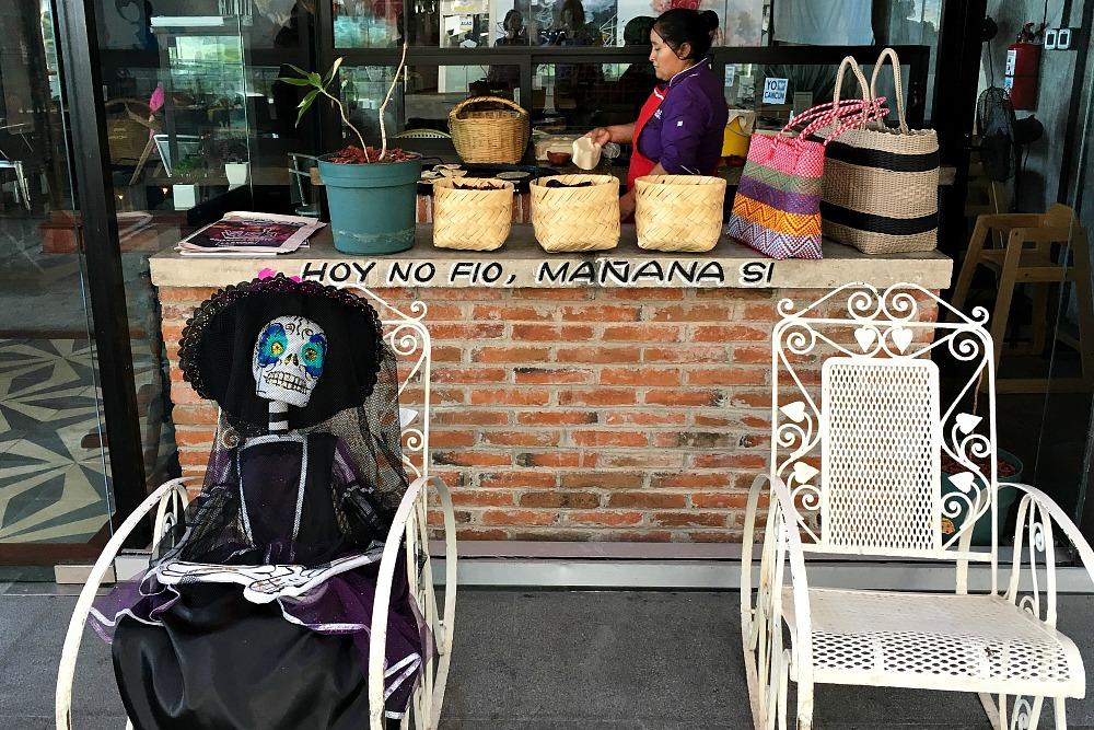 Dia de los Muertos (Tag der Toten) in Mexiko