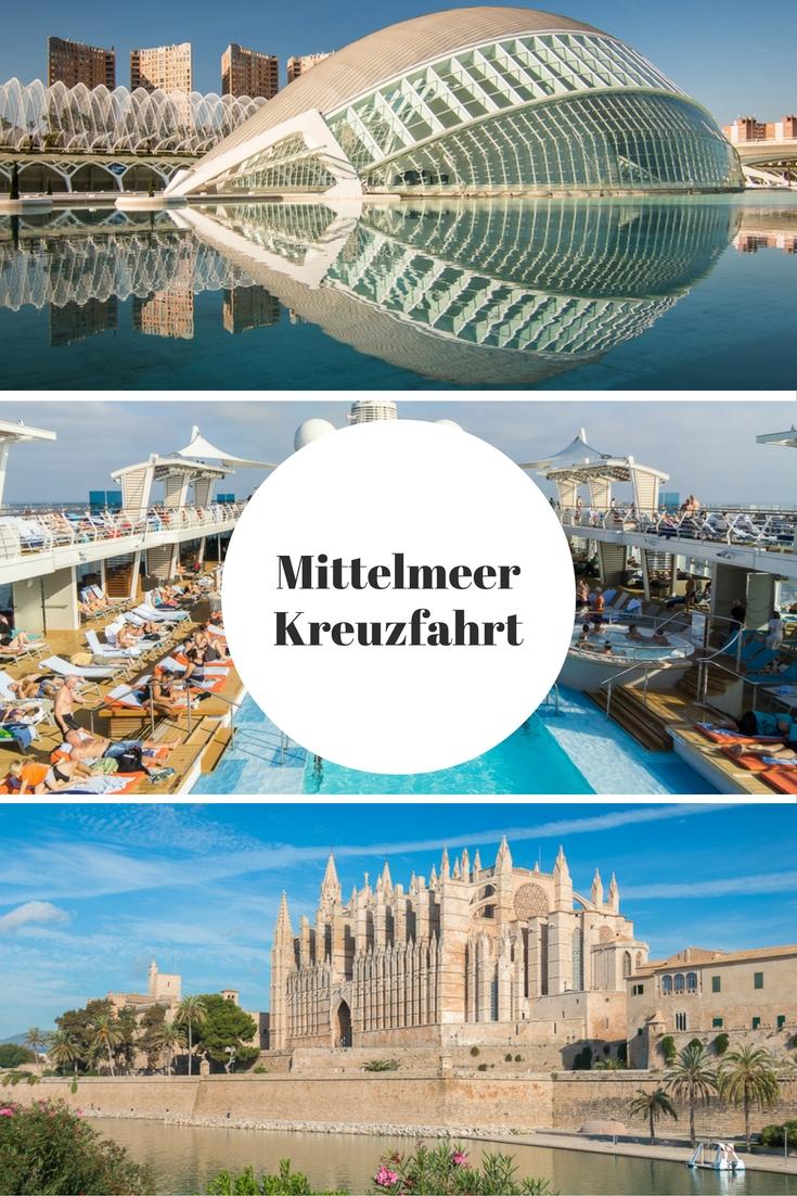 Mein Schiff 5: Mittelmeer Kreuzfahrt mit Barcelona, Valencia & Mallorca