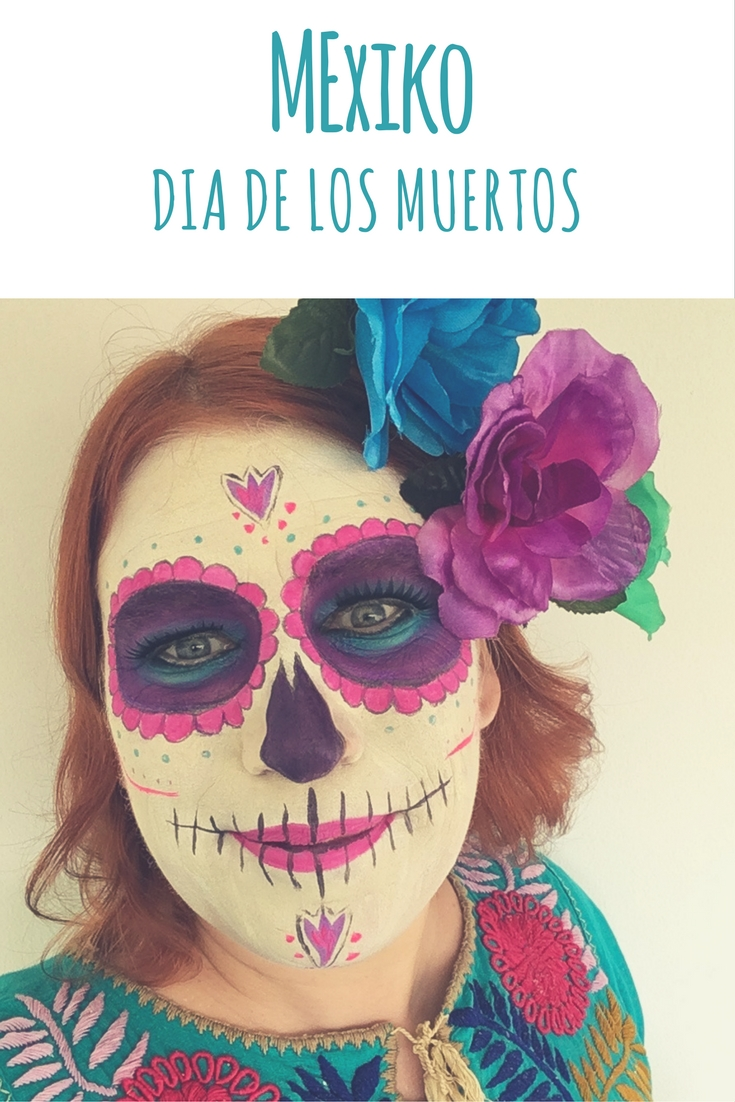 Alternative zu Halloween: Dia de los Muertos (Tag der Toten) in Mexiko