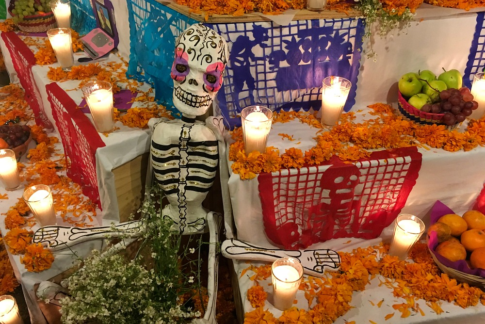 Xcaret, Yucatan, Mexiko:Festival of Life and Death Traditions