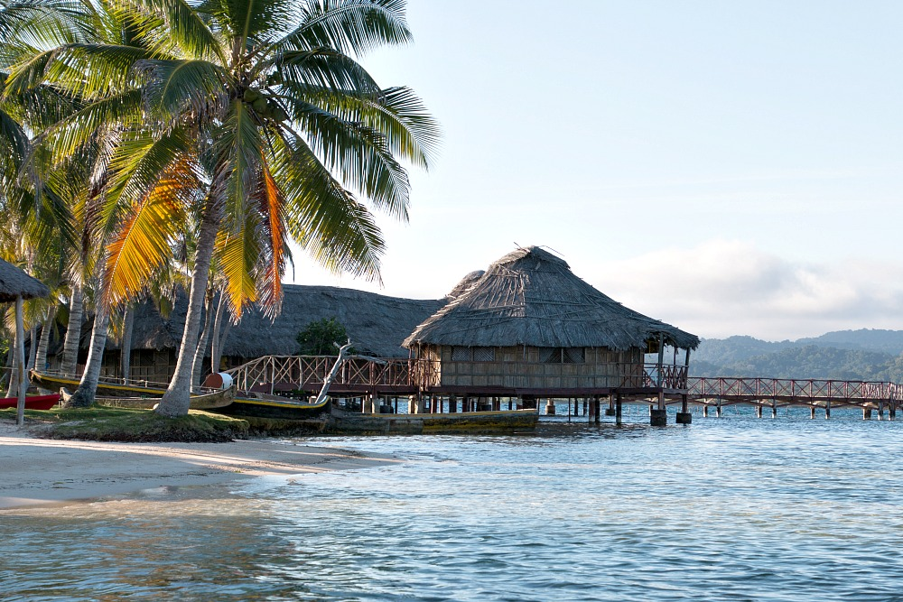 Yandup Island Lodge - Restaurant