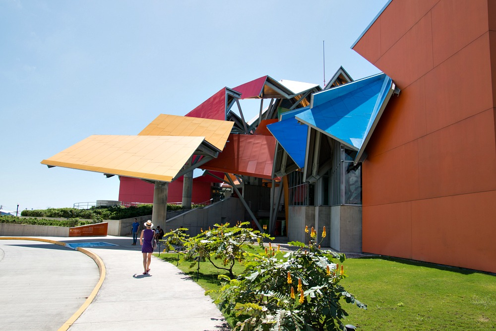 Biomuseo in Panama Stadt