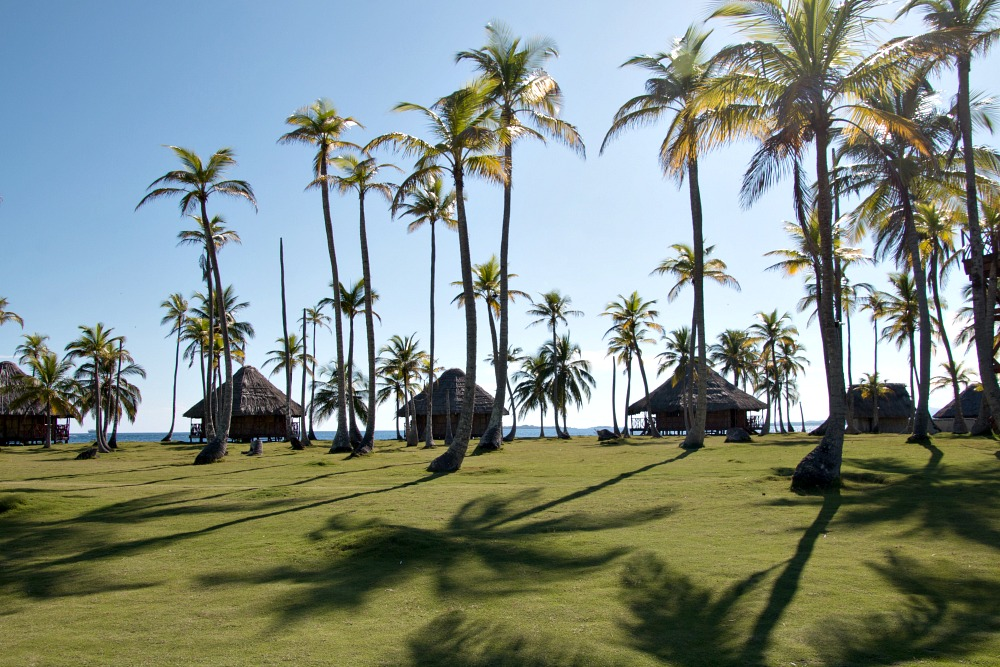 Yandup Island Lodge auf San Blas Panama