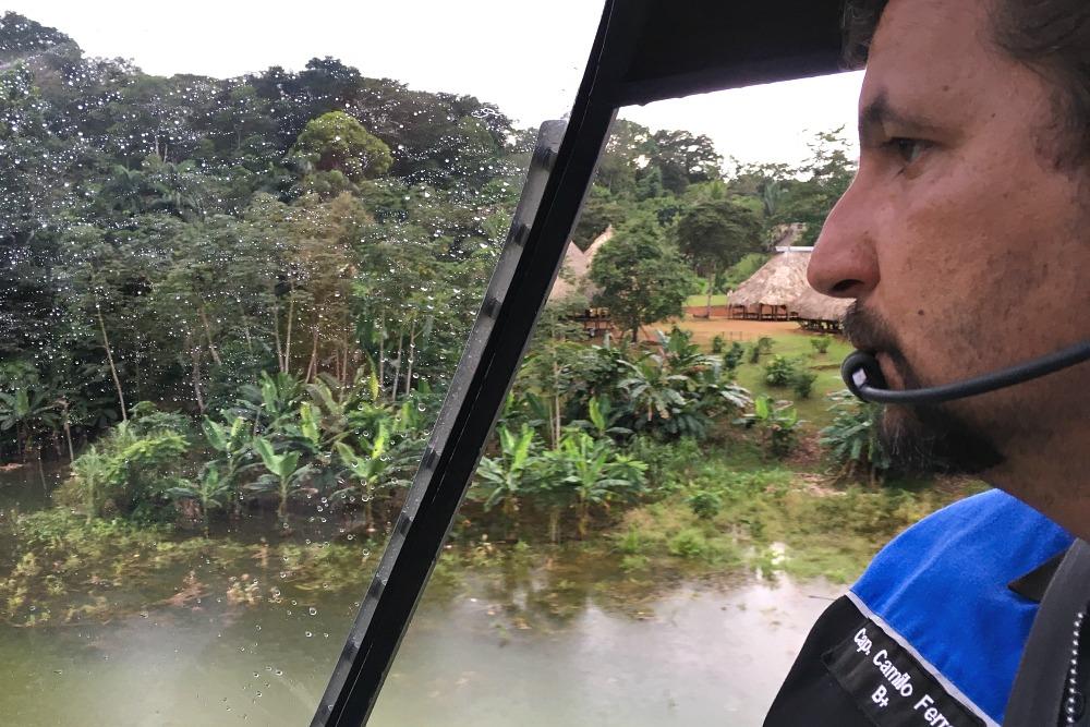 Hubschrauber Rundflug
