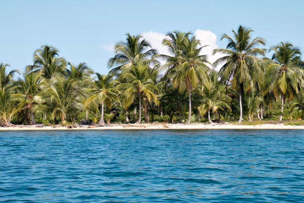 San Blas Inseln, Karibik