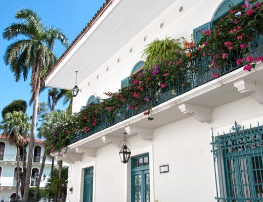 Panama Stadt Sehenswürdigkeiten Alltstadt Casco Viejo