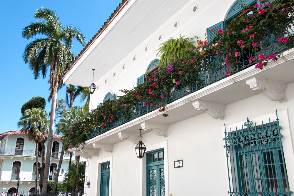 Panama Stadt: Altstadt Casco Viejo
