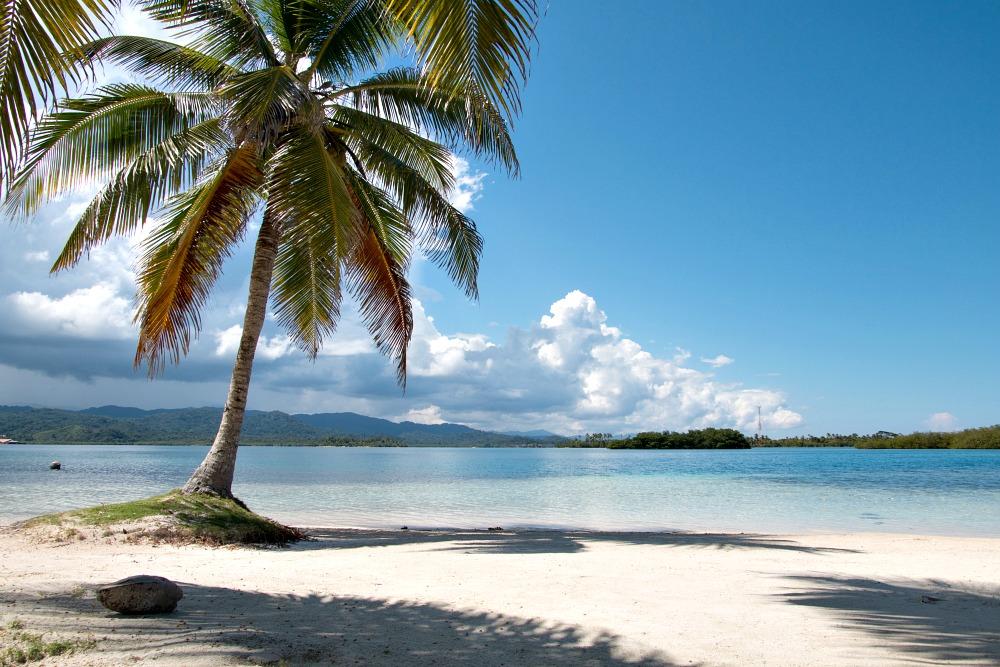 San Blas Inseln Panama in der Karibik