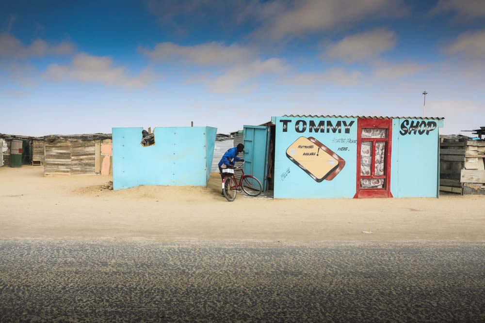 Township in Namibia