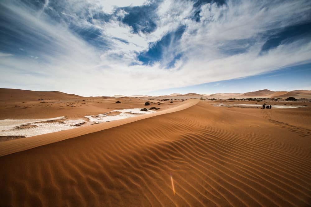 Deadvlei in Namibia, Afrika