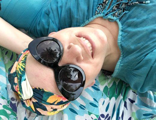 Reiseblogger Anja in Panama
