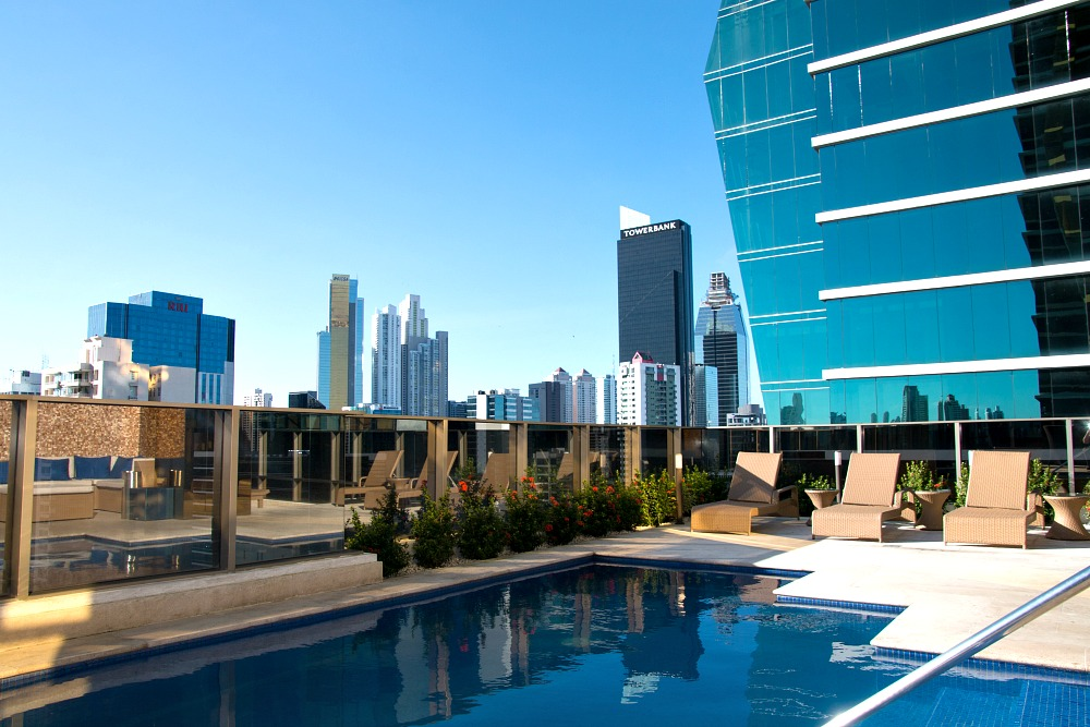 Pool des Grace Panama Hotels