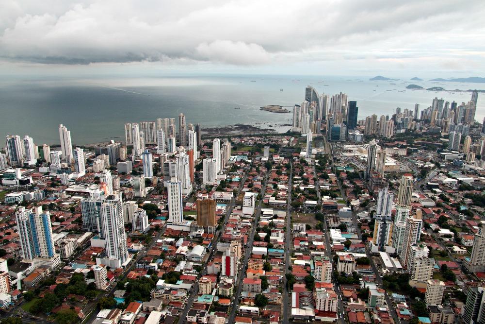 Hubschrauber Rundflug Panama Stadt