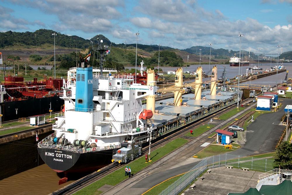 Panama Sehenswürdigkeiten: Panamakanal
