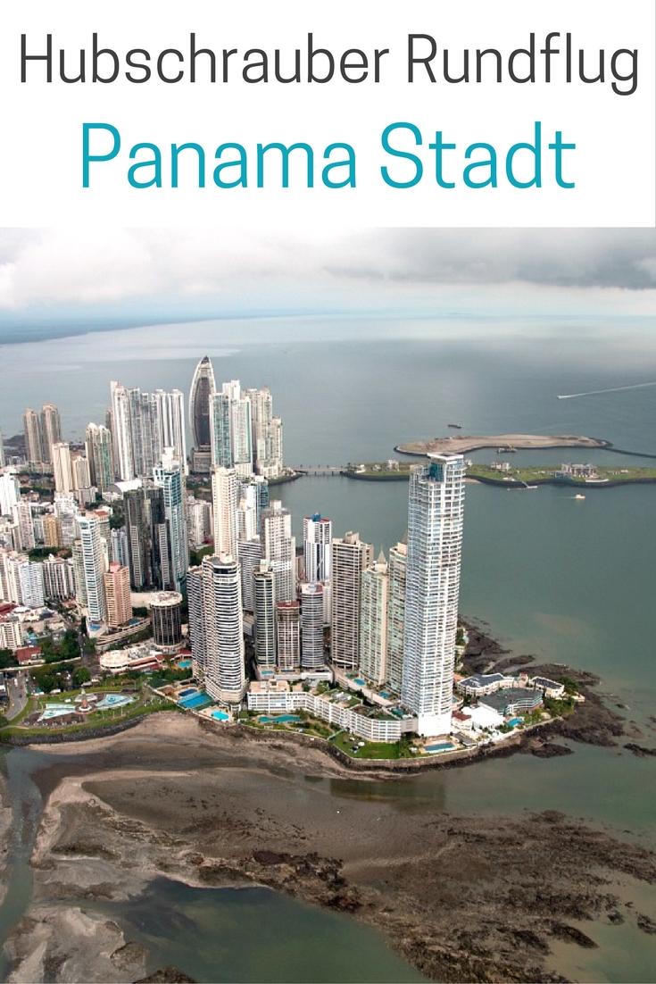 Hubschrauber Rundflug in Panama Stadt: Anbieter, Kosten & Highlights
