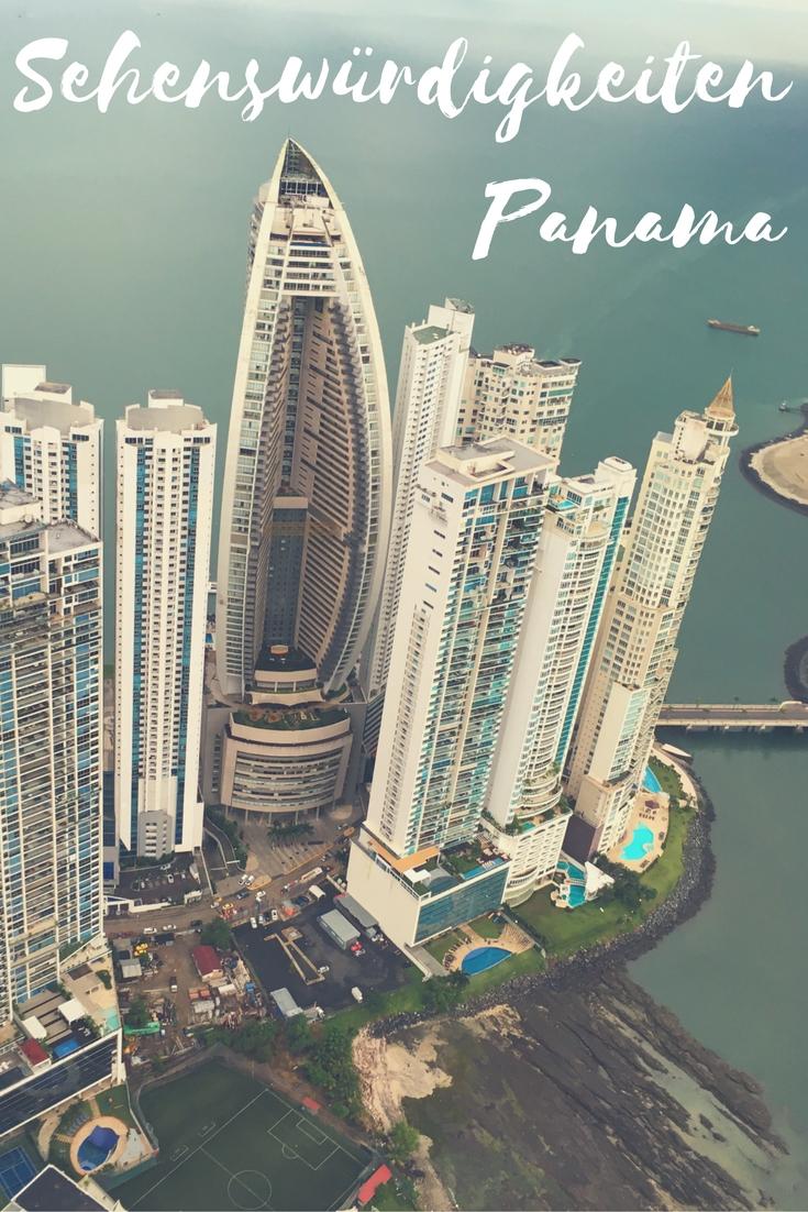 Panama Sehenswürdigkeiten: San Blas Inseln, Panama Stadt & Regenwald