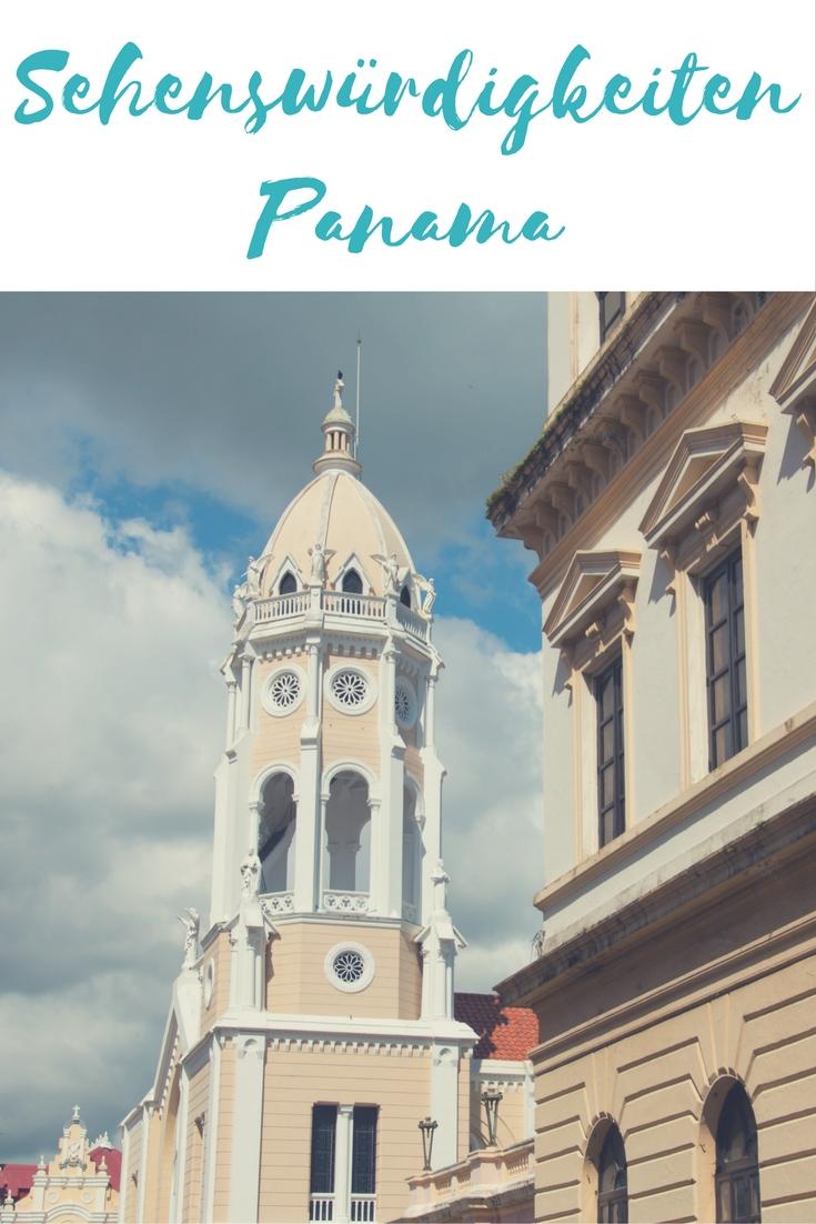 Panama Sehenswürdigkeiten: San Blas Inseln, Panama Stadt & Regenwald - mehr dazu im Reiseblog