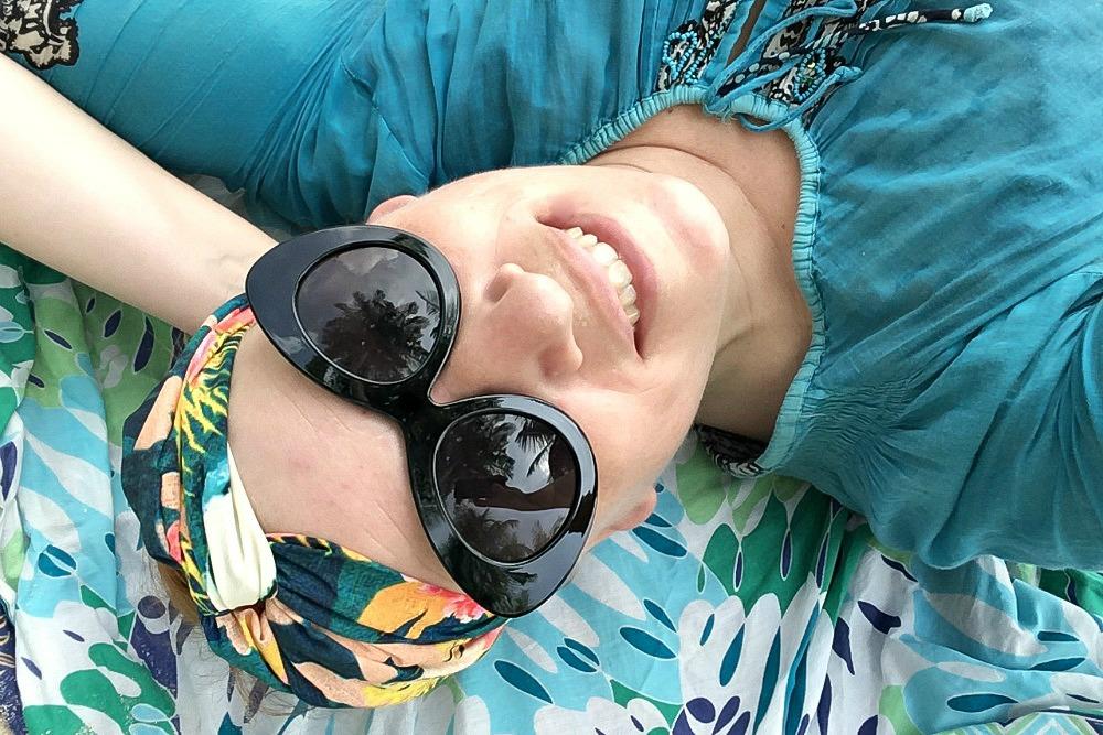 Reiseblogger Anja Beckmann in Panama