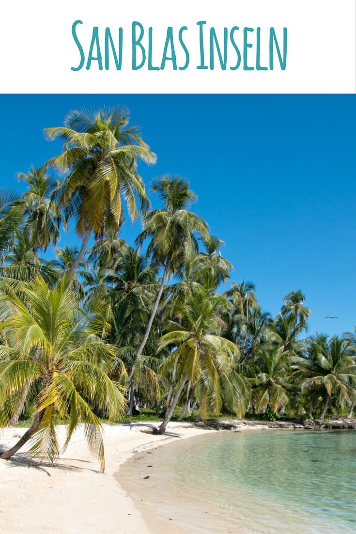 365 San Blas Inseln gibt es in Panama. Lies mehr über die Karibik Inseln im Reiseblog - zu Anreise, Hotel und Aktivitäten.