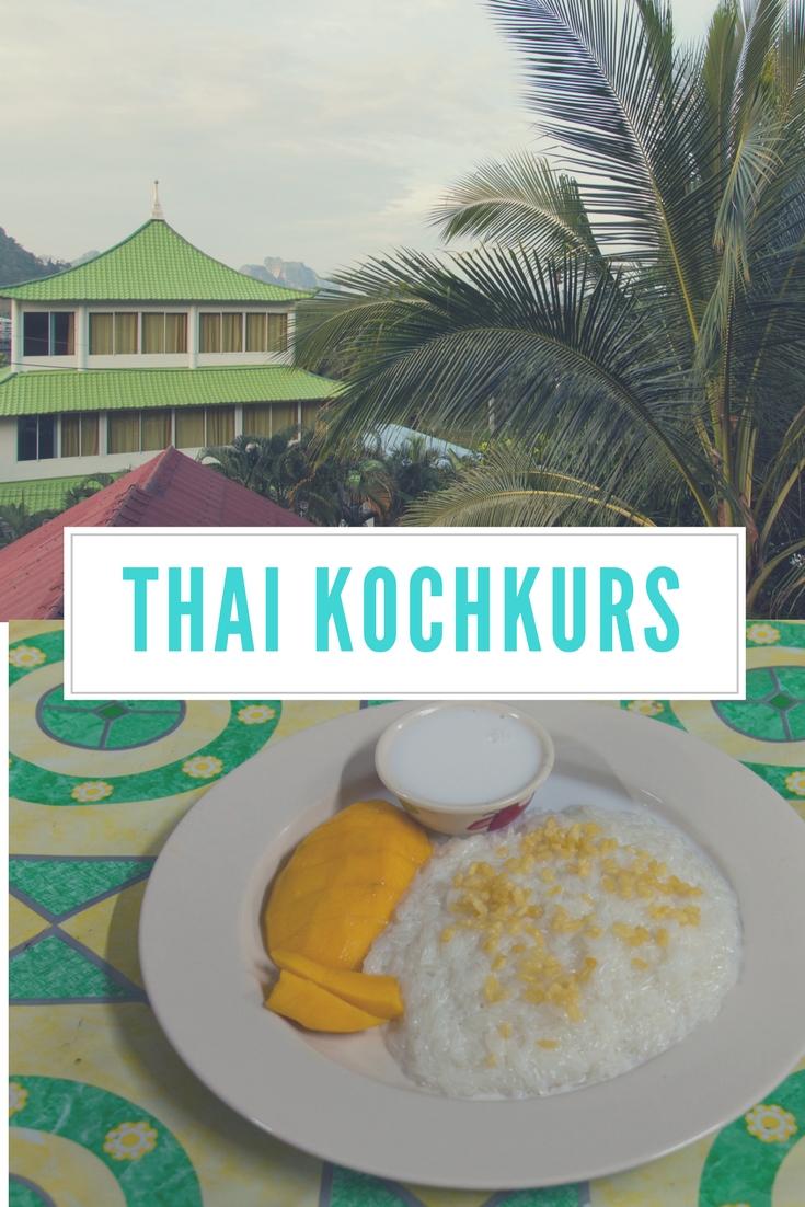 Thai Kochkurs in Ao Nang, Krabi: Richtig lecker kochen lernen - mehr dazu im Reiseblog