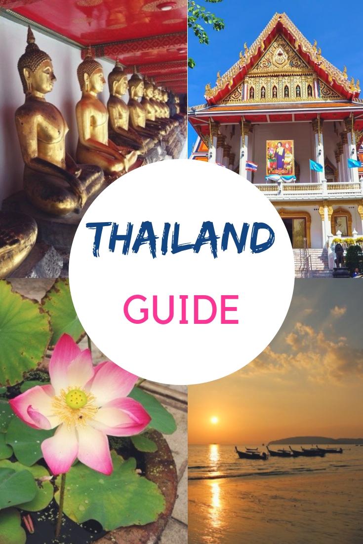 Die besten Thailand Reise Tipps für deinen ersten Urlaub in diesem Traumland. Ob für zwei Wochen oder länger… Tipps & Tricks sowie hilfreiche Hinweise für die schönste Route. Auch eine Thailand Packliste findet ihr in meinem Reiseblog. #Thailand #Südostasien #Asien #Fernreise #Fernreisen #Reise #Reisen #Urlaub