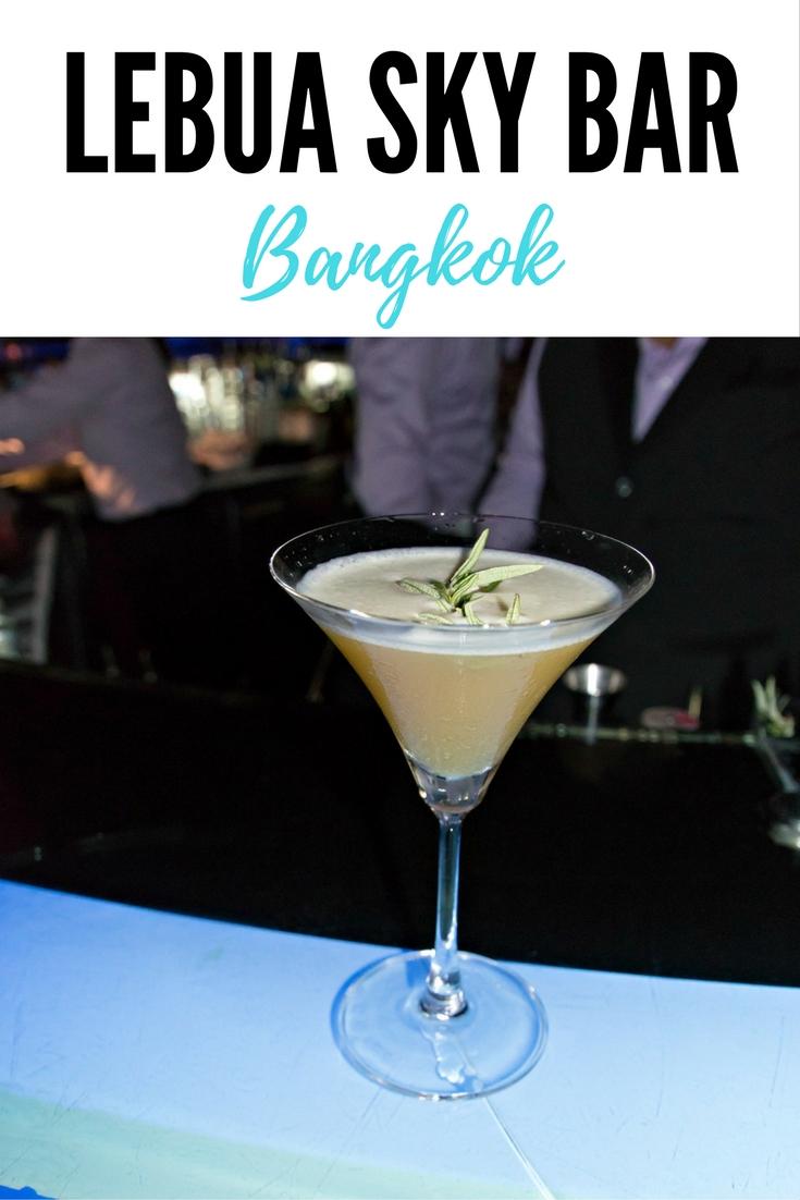 "Lebua Sky Bar, Bangkok: Rooftop Bar aus ""Hangover 2"""