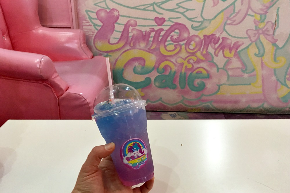 Cotton Candy Soda