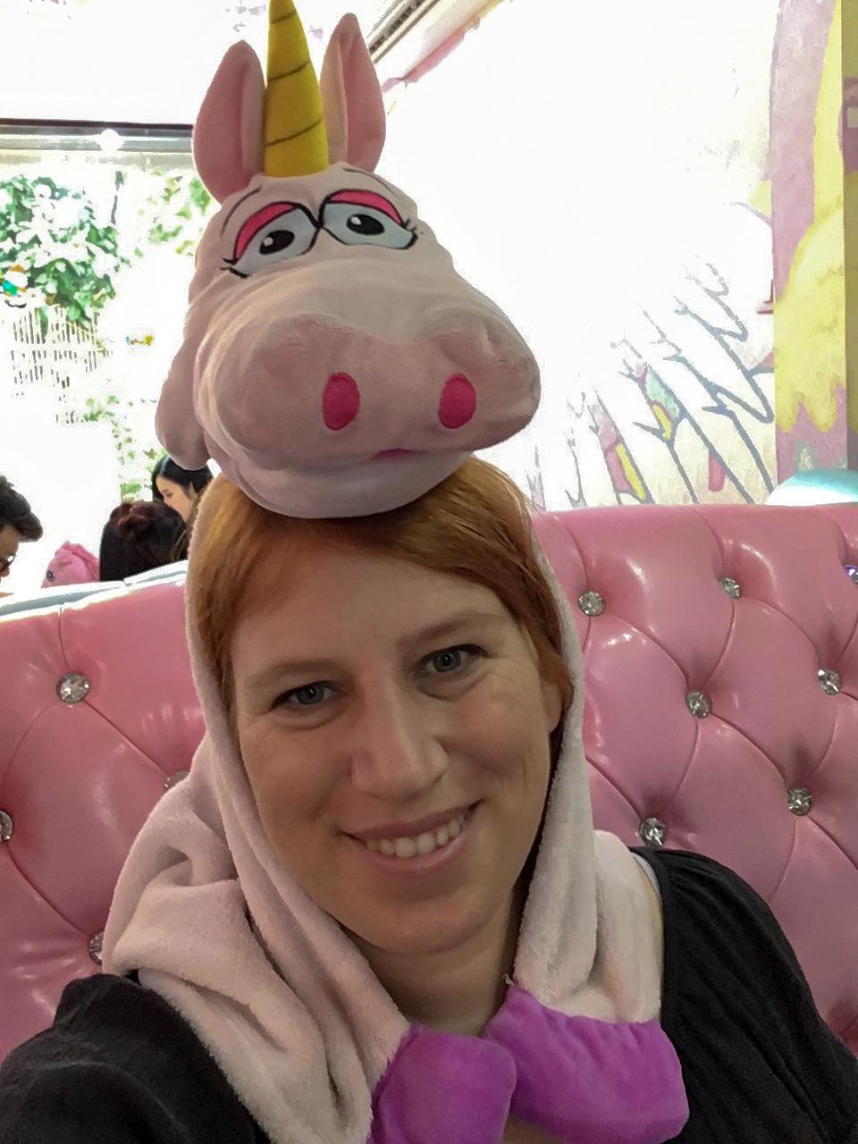 Unicorn Cafe, Bangkok: Einhörner & Rainbow Food in Thailand