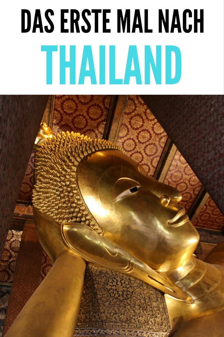 Das erste Mal nach Thailand: 18 Tipps & wohin reisen #Thailand #Asien #Route