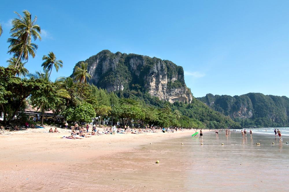 Strand von Ao Nang