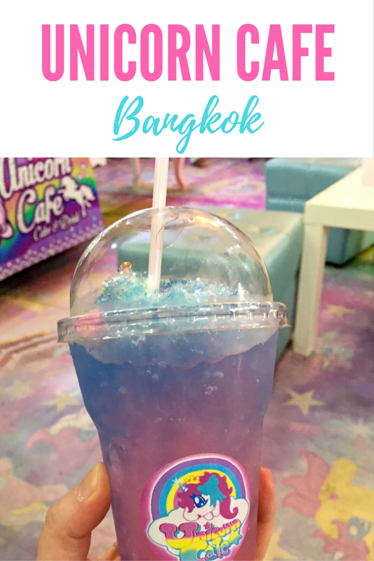Unicorn Cafe, Bangkok: Einhörner & Rainbow Food in Thailand