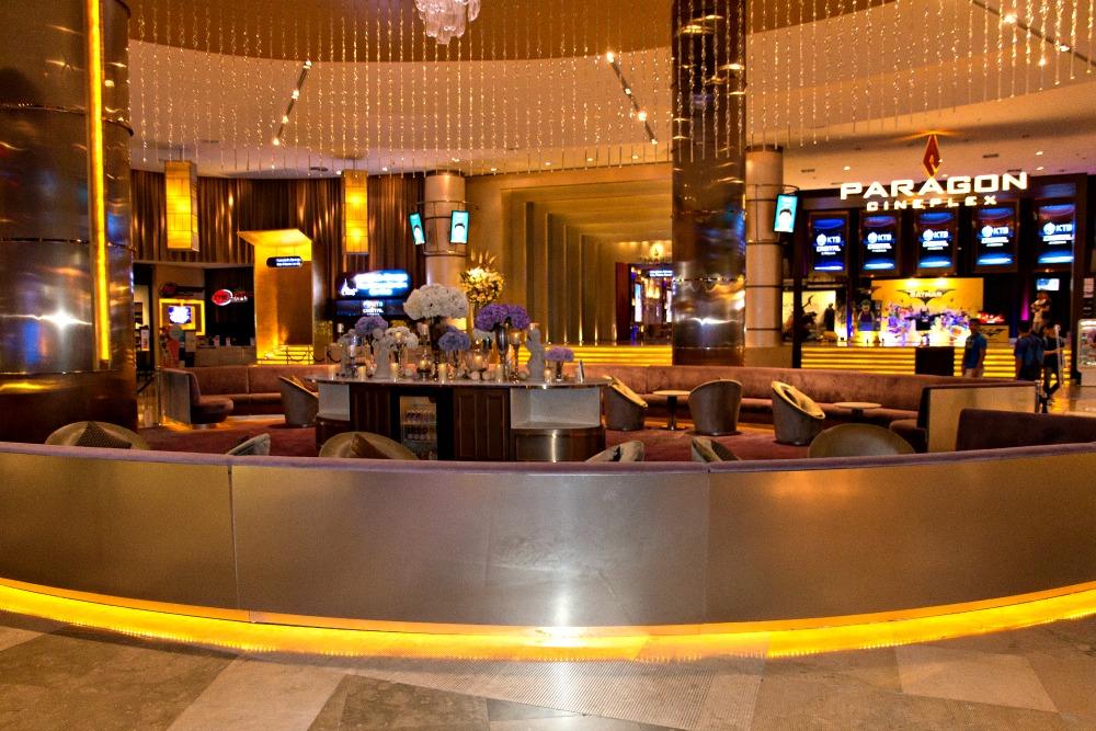Paragon Cineplex Kino in Bangkok