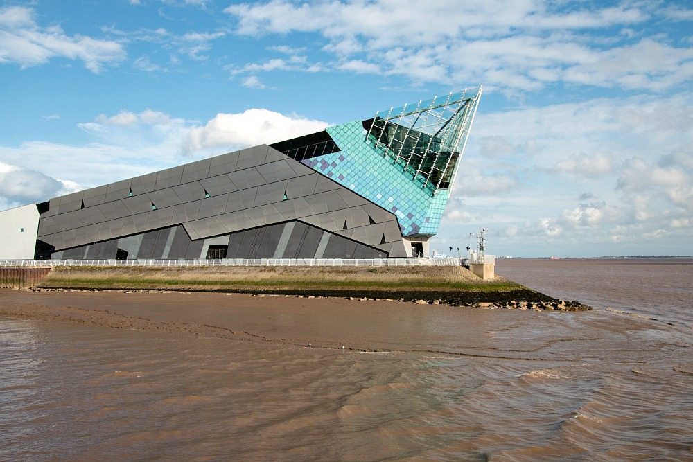 Aquarium The Deep in Hull