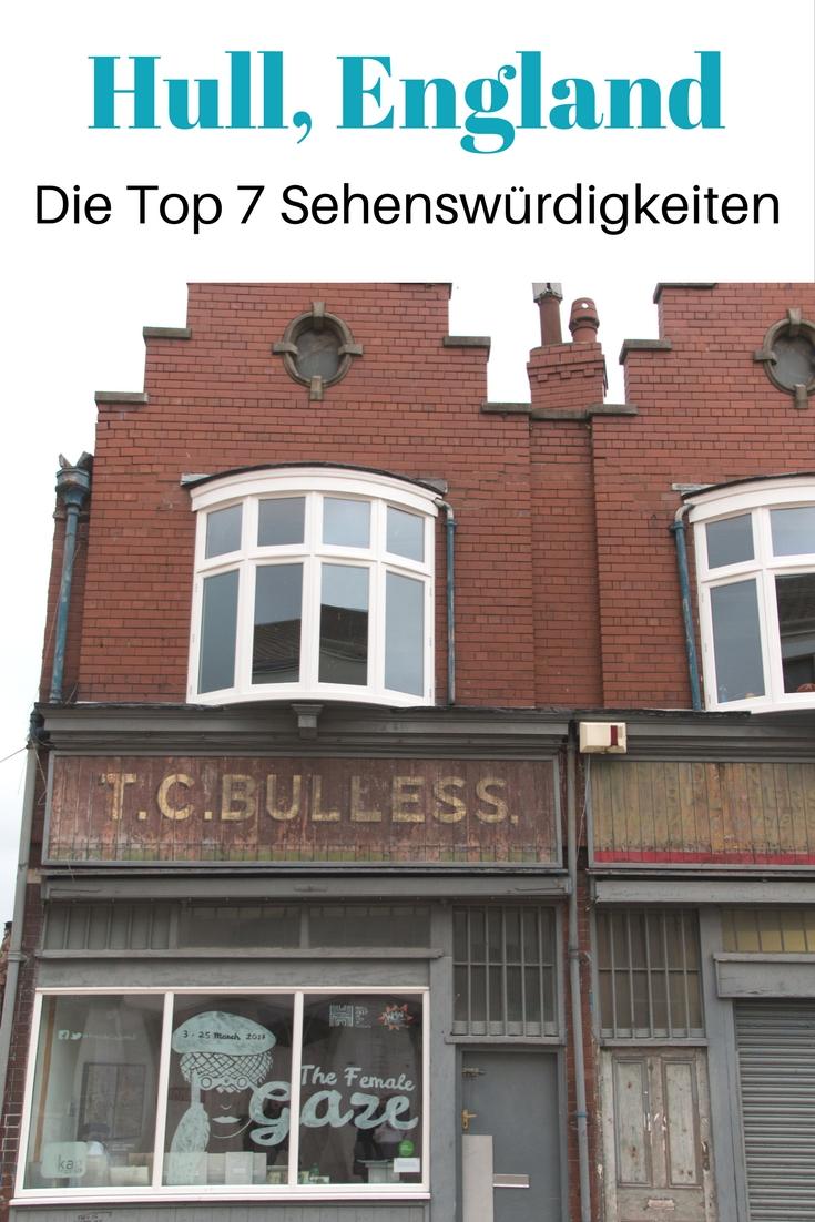 Hull, England: 7 Sehenswürdigkeiten in der UK City of Culture 2017