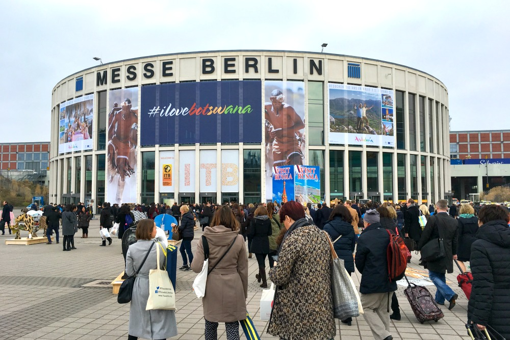 Reisemesse ITB Berlin 2017