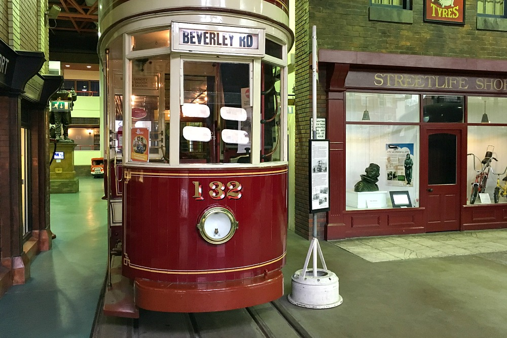 Streetlife Museum of Transport in Hull