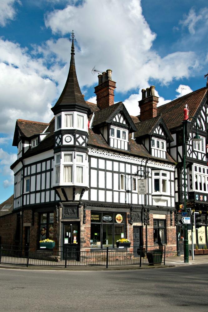 Fachwerkhaus in Beverley
