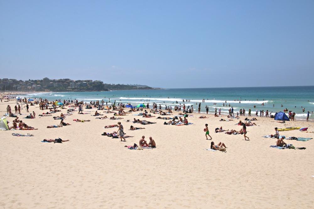 Strände Sydney: Manly Beach