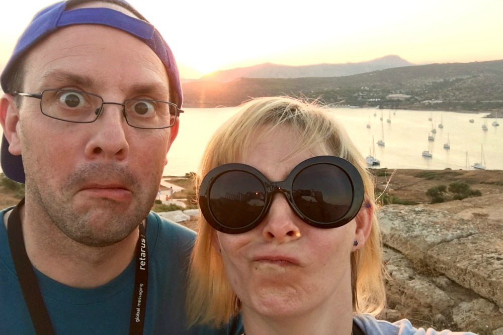 Silke und Volker vom Familienreiseblog Mini Globetrotter