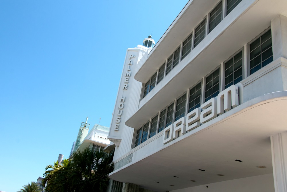 Dream Hotel in Miami Beach