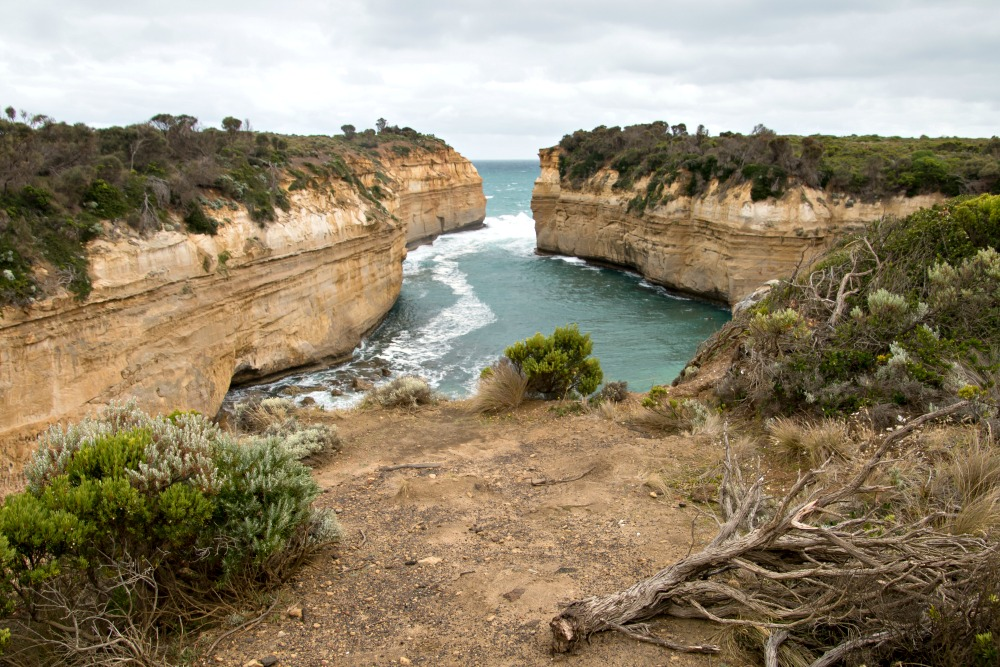 Great Ocean Road in Südaustralien