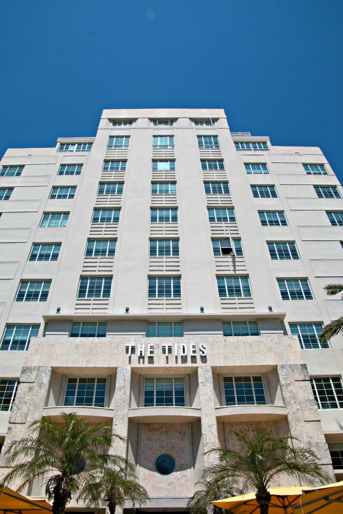 The Tides Art Deco Hotel