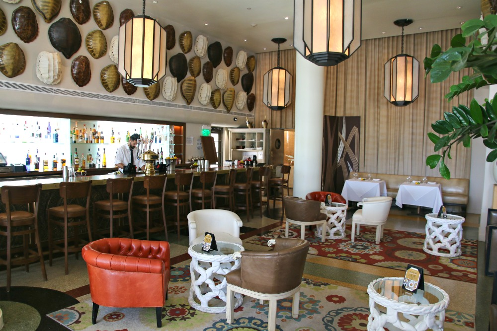 Lobby des Tides Art Deco Hotels