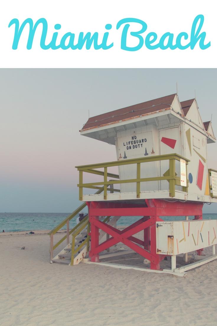 Miami Beach Sehenswürdigkeiten: Ocean Drive, Strände, bunte Lifeguard Stands & Art Deco. 10 Tage lang waren wir auf Florida Rundreise. Unser Start- und Endpunkt war Miami, die meiste Zeit verbrachten wir in Miami Beach. Ich erzähle dir von den Sehenswürdigkeiten mit vielen Fotos und weiteren Miami Tipps zu Wetter, Hotel, Essen und zusätzlichen Highlights in Floridas zweitgrößter Stadt.