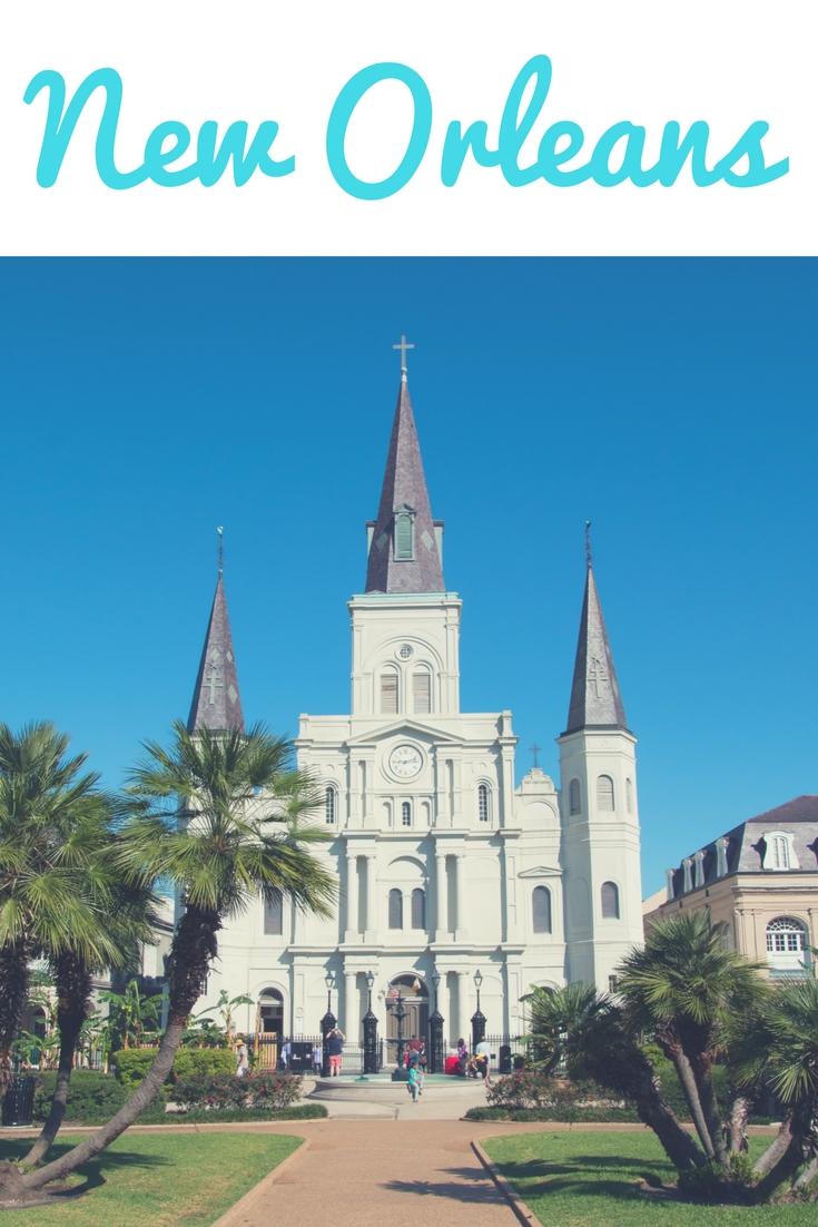 Tipps und Fotos für deinen Urlaub - zu Hotel, Restaurants und Sehenswürdigkeiten wie der Bourbon Street