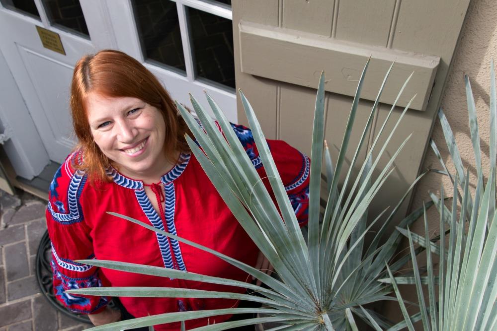 Reiseblogger Anja in New Orleans