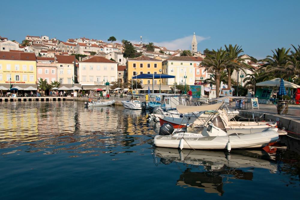 Landgang bei der Kroatien Kreuzfahrt