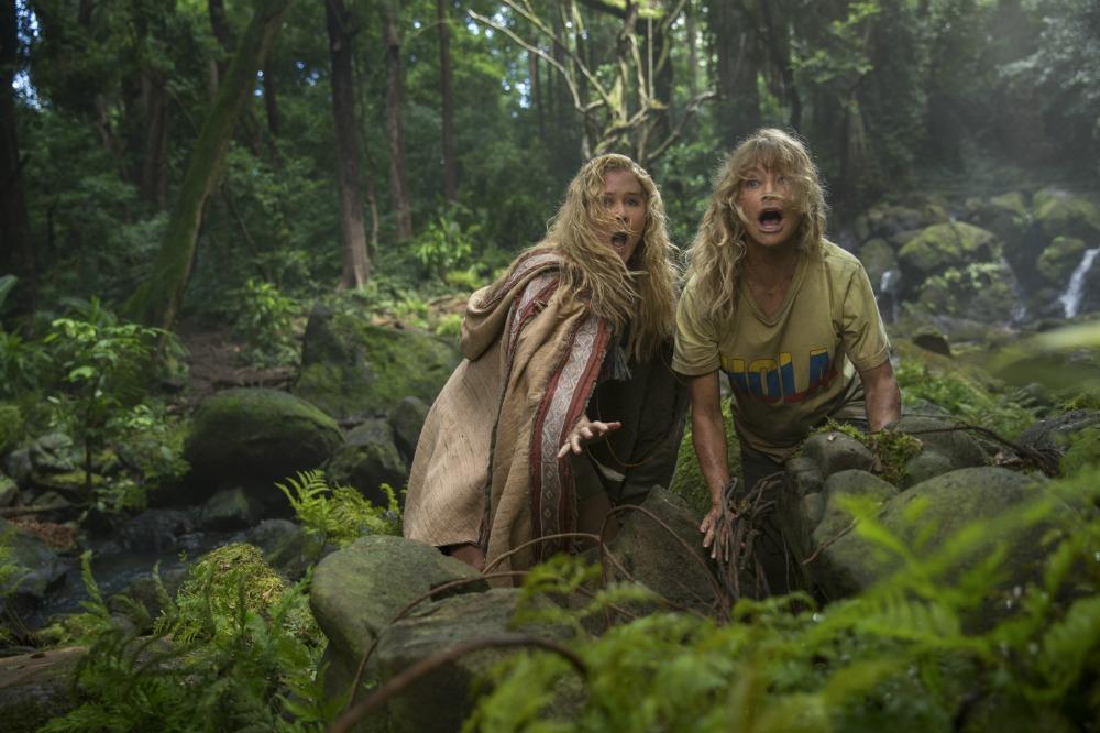 """Film """"Mädelstrip"""" mit Amy Schumer und Goldie Hawn"""
