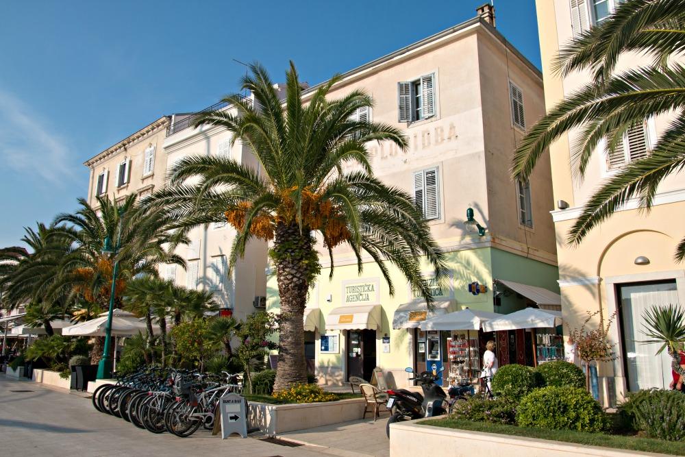 Inselhüpfen in der Adria