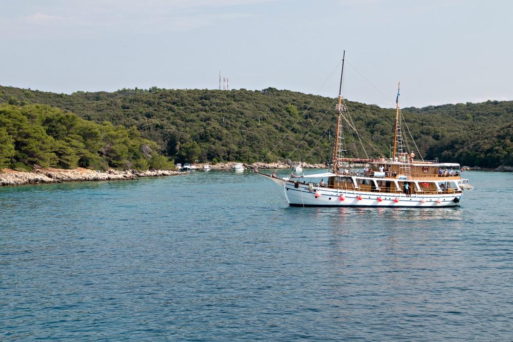 Kreuzfahrt in Kroatien